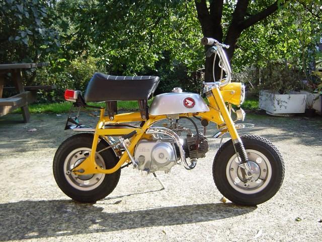 Le Site De Dapi Dax Honda St50 St70 Z50 Ab23 La Famille